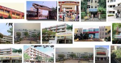 Vashi Colleges