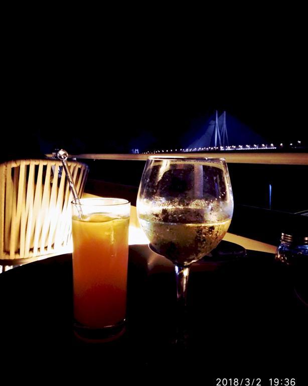 View From Mumbai Floatel