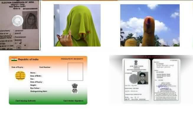 Voting ID Cards