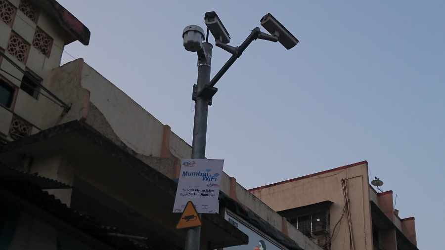 WiFi With Signboard