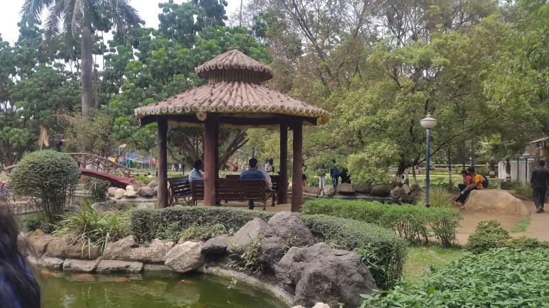 Nirvana Park 2018 Powai Hiranandani Public Park And Garden