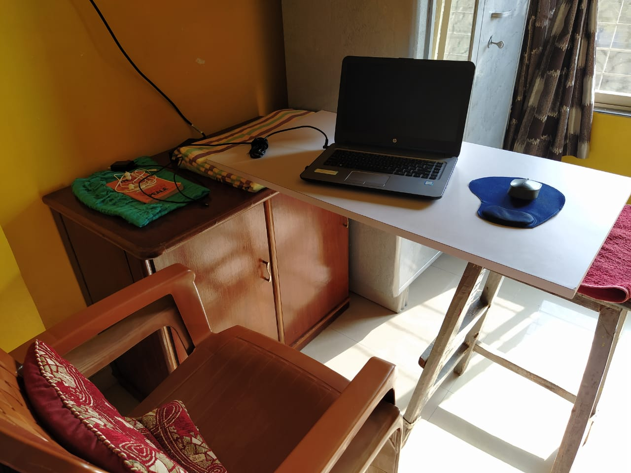 Sudden Work From Home Judag Laptop Table