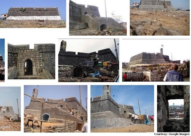 Old Historic Forts In And Near Mumbai Famous Tourists
