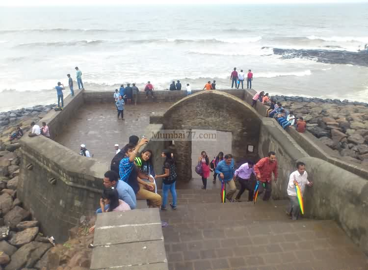 Bandra Fort View