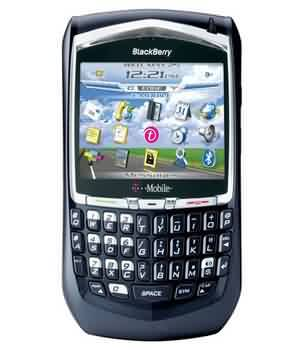 MTNL's blackberry 8700