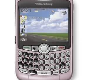 MTNL Blackberry Pinkcurve 8310