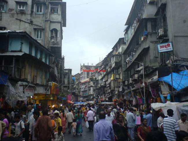 Bhuleshwar Market Buildings