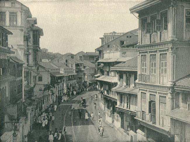 Old Mumbai Kalbadevi