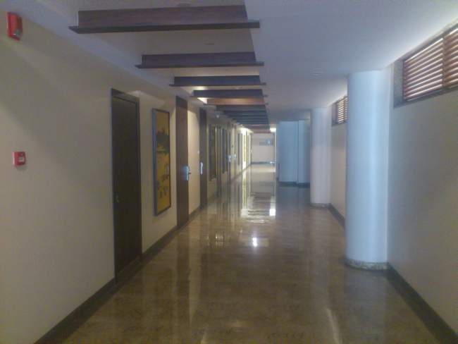 Hotel Passage Area