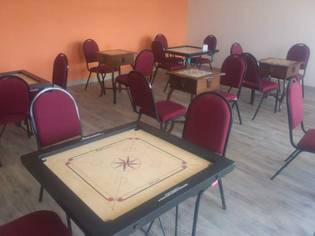 Carrom Chess Section