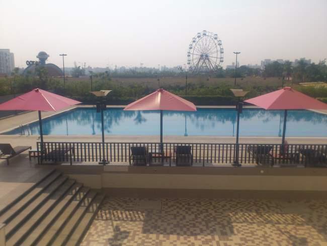 Yazoo Park View