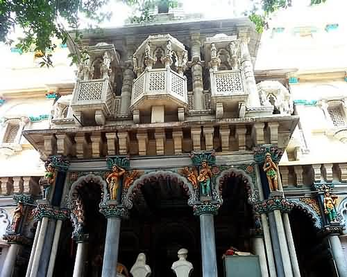 Jain Temple Walkeshwar