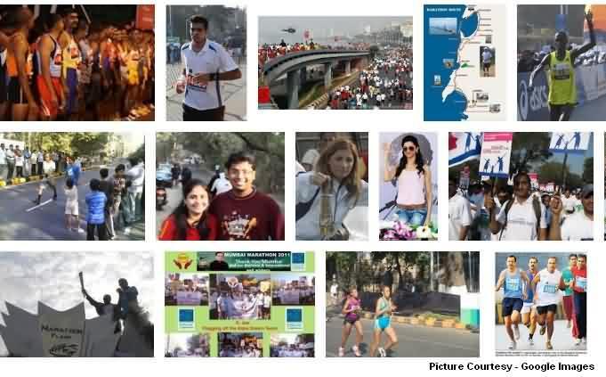 Pre Marathon Run Practice Tracks Of Mumbai