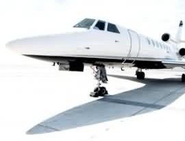 Private Charter Plane