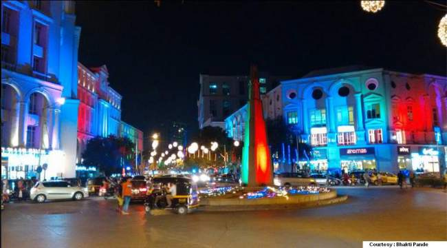 Hiranandani Illuminated Streets